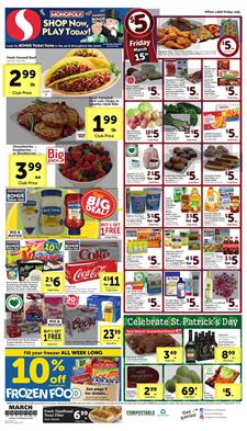 Safeway Weekly Ad Deals Mar 13 - 19, 2019