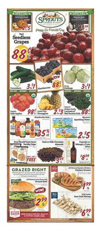 Sprouts Weekly Ad Deals Mar 13 - 20, 2019