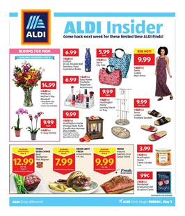 f5342cead543 Browse Mothers Day gifts consisting of clothing of Summer fashion. ALDI  Insider Ad deals are Crofton products like double wall stainless steel  hydration ...