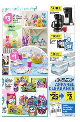 Dollar General Weekly Ad Easter Apr 14 20 2019 Maxwell House Coffee On Sale   Maxwell House Coffee At Meijer With Coupon