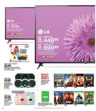 Target Weekly Ad Electronic Sale Tvs Apr 7 13 2019 Weeklyads2