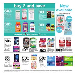 6ada40b5e04 Browse the currently valid Walgreens Ad and scan previews of the next 2  weeks. Rewards are waiting for you in the latest Walgreens Weekly Ad  Pharmacy sale.