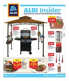 aldi weekly ad deals may 12 19 2019. Black Bedroom Furniture Sets. Home Design Ideas