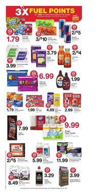 Fred Meyer Weekly Ad Jun 19 - 25, 2019 3x Fuel Points