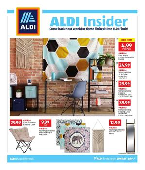 ALDI Ad Work Room Furniture
