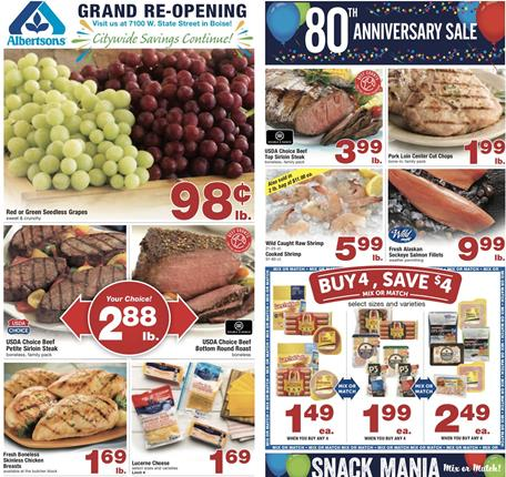 Weekly Ad Preview Jul 24 and Jul 28 | Kroger, Publix,and More
