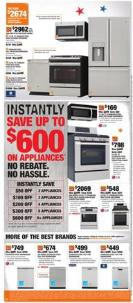 Home Depot Ad   Home Improvement Products, Hardware Deals