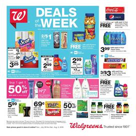 Walgreens Ad Aug 18 - 24, 2019 Preview | Pharmacy Ad