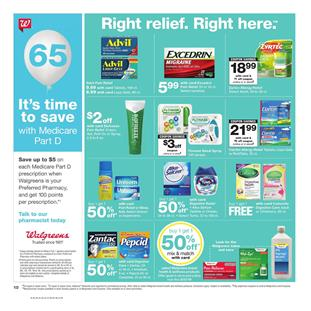 ffb558d825a L'Oreal, Covergirl, Sally Hansen, Neutrogena, Revlon, Almay, and more  products are possible to spot in the rewarded purchases on pg 10.