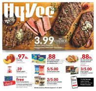 Hyvee Grocery Sale Weekly Ad Aug 21 27 2019