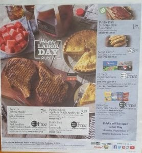 Publix Weekly Ad Preview Aug 28 Sep 3