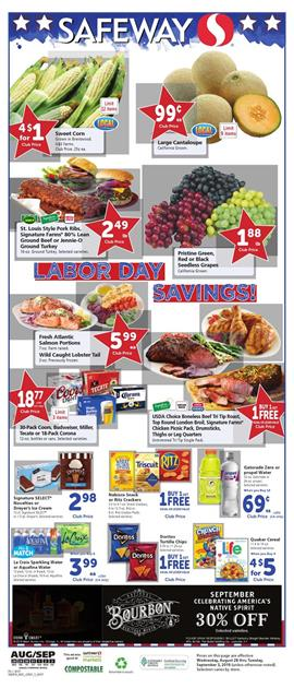Safeway Ad | Grocery Sale, Coupons, Weekly Discounts