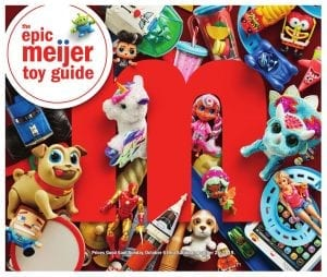 Christmas Toy Catalogs By Mail.Toy Catalogs Are Something To See Before Black Friday 2019
