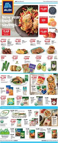 ALDI Weekly Ad Chicken Breast $1.49