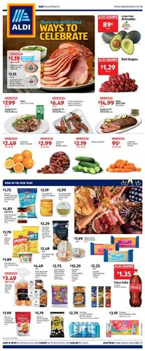 ALDI Weekly Ad Deals Dec 22 - 28, 2019