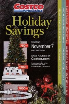 Costco Black Friday Sale 2019