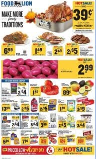 Food Lion Weekly Ad Deals This Week
