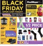 Fred Meyer Black Friday Ad 2019 TV Deals