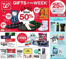 Walgreens Christmas Gifts Nov 24 - 30, 2019