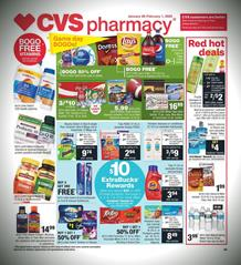 CVS Weekly Ad Deals Jan 26 - Feb 1, 2020