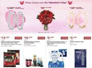 Costco Ad Valentine's Day Jan 2 - 26, 2020