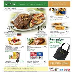 Publix Weekly Ad Deals Jan 22 - 28, 2020