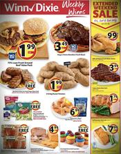 Winn Dixie Ad Preview Deals Jan 22 - 28, 2020