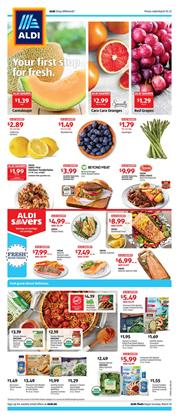 ALDI Weekly Ad Sale Mar 15 - 21, 2020 and In-Store Ad