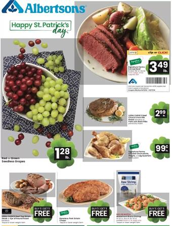 Albertsons Weekly Ad Preview Mar 11 17 2020