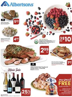 Albertsons Weekly Ad Preview Mar 25 - 31, 2020