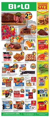 Bilo Weekly Ad Seafood for Lent March 2020