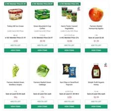 Harris Teeter Ad e-Vic Member Savings March 2020