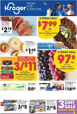 Kroger Weekly Ad Preview Mar 11 17 2020