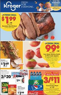 Kroger Weekly Ad Preview Mar 25 - 31, 2020