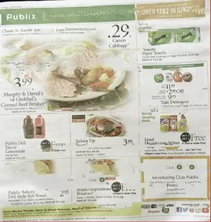 Publix Weekly Ad Preview Mar 11 17 2020