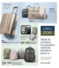 Target Ad Traveler Products Mar 1 - 7, 2020
