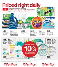 Target Cleaning Supplies Spring Sale Mar 8 - 14, 2020