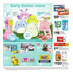 Walgreens Weekly Ad Easter 8 - 14 March 2020