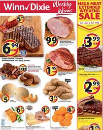 Winn Dixie Weekly Ad Sale Apr 1 - 7, 2020