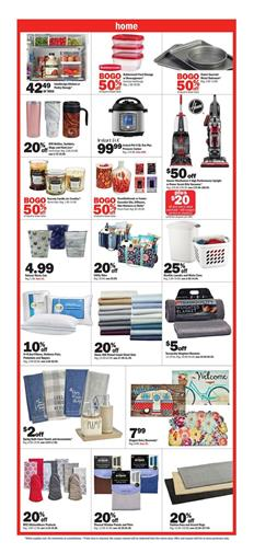 Meijer Ad Home Sale Ends on Apr 4