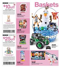 Target Easter Toy Sale Apr 5 - 11, 2020