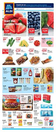 ALDI Weekly Ad Outdoor Living May 17 - 23, 2020