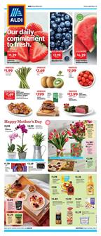 ALDI Weekly Ad Products May 3 - 9, 2020