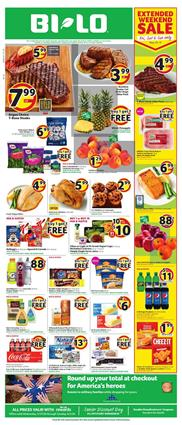Bilo Weekly Ad Weekend Sale May 27 - Jun 2, 2020