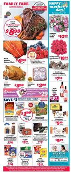 Family Fare Weekly Ad T Bone Steak Deal