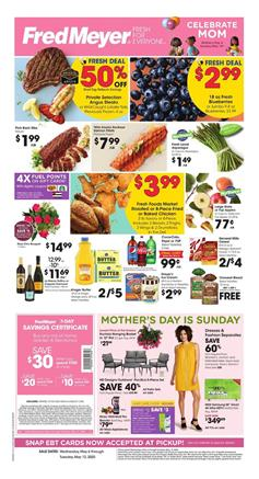 Fred Meyer Ad Mother's Day Gifts