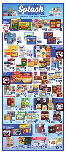 Jewel-Osco Ad Memorial Day Sale May 20 - 26, 2020
