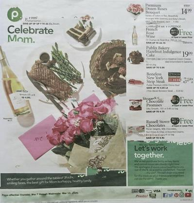 Publix Weekly Ad Preview May 6 12 2020