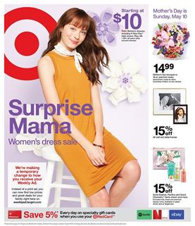 Target Mother's Day Gifts May 3 - 9, 2020   Target Weekly Ad