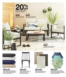 Target Outdoor Living Sale May 10 - 16, 2020 on Target Outdoor Living id=33104